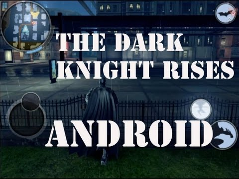 The Dark Knight Rises Android Gameplay : Samsung Galaxy Note Gameloft