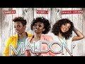 Tropical Family - Maldon par Louisy Joseph, Lynnsha et Fanny J