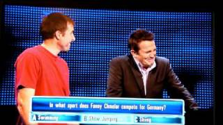 The Chase Fanny Chmelar Incident