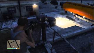 Grand Theft Auto V (GTA 5) ➽ Mission #15 ✮ Trevor Philips Industries ✮ 100% Gold Medal Walkthrough