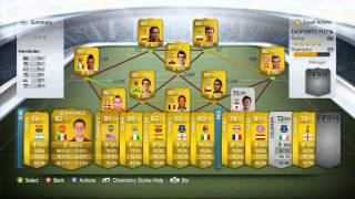 How To Get Started In FIFA 14 Ultimate Team