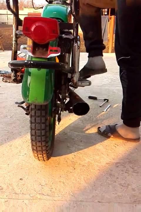 Скутер прямоток своими руками 12