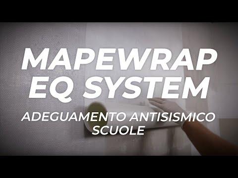 Mapei - MapeWrap EQ System ITA