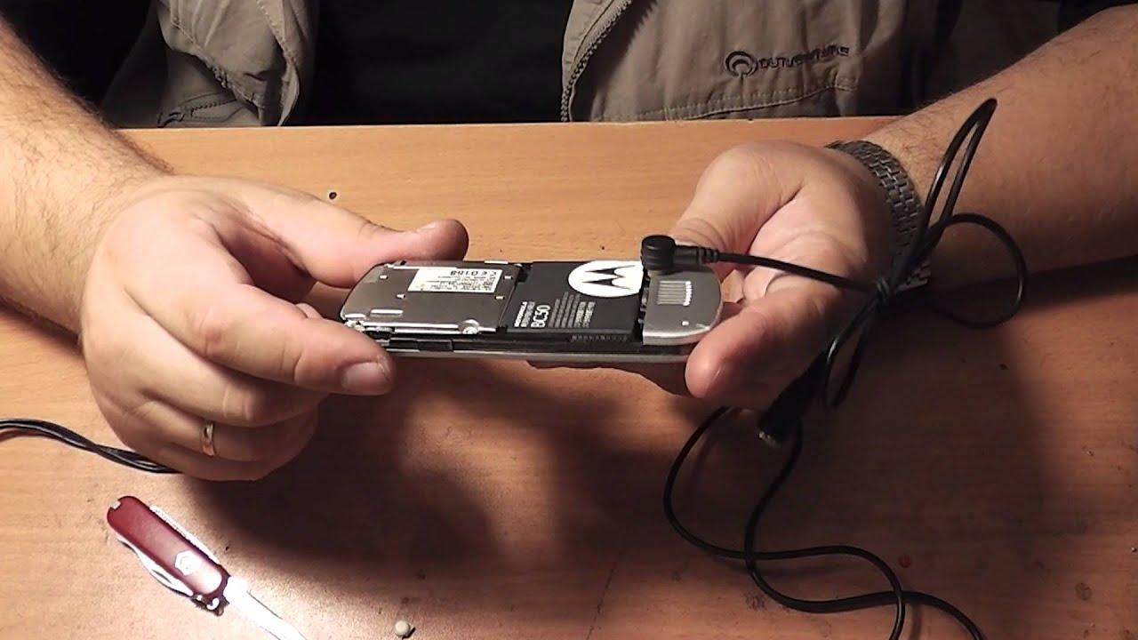 Как усилить прием сигнала сотовой связи своими руками