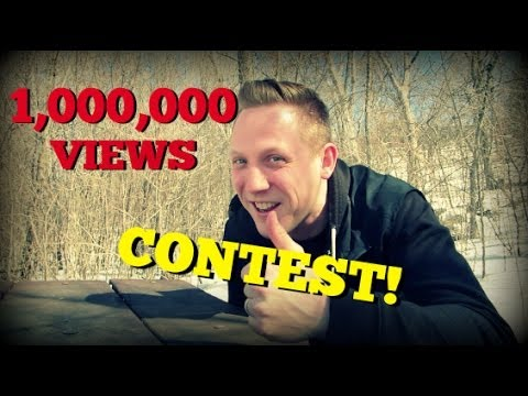 1,000,000 VIEWS GEOCACHING CONTEST! [OPEN]