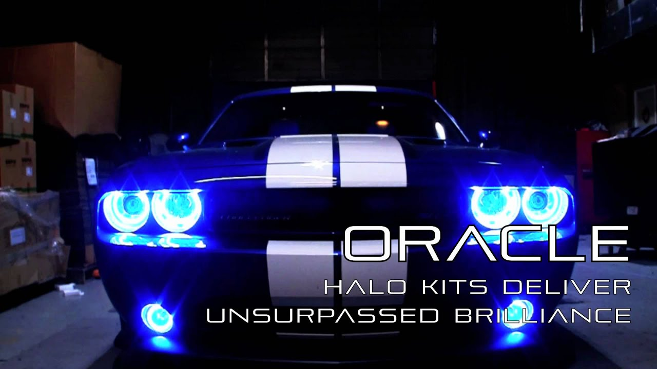 oracle lighting installation by advanced automotive concepts youtube