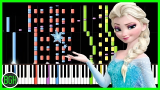 """Let It Go"" Frozen IMPOSSIBLE REMIX"