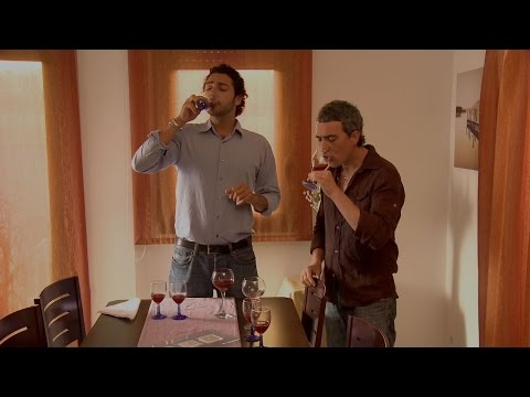Cata de vino HD - LingusTV, learn Spanish by sitcom
