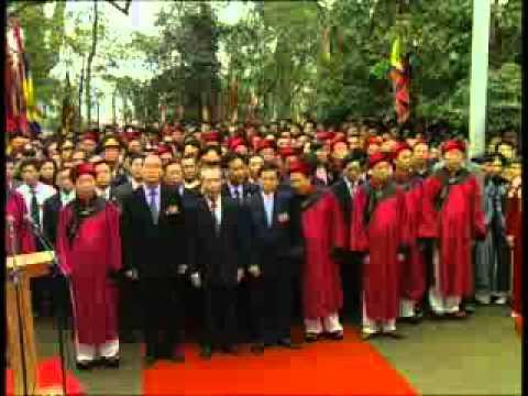 Phim tài liệu khu di tích lịch sử Đền Hùng - Phú Thọ