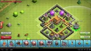 [TuTo] Construire Un Village HDV 5 Défense Clash Of Clans