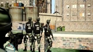 COT - Tropa de Elite da Polícia Federal - GTA IV