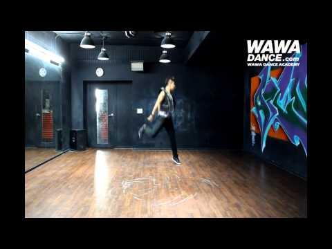 WAWA DANCE ACADEMY ROOKIE Special BAP ONE SHOT DANCE STEP