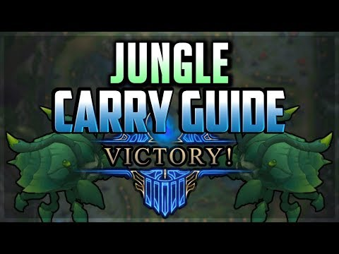 Learn How to Carry as a Jungler In 12 Minutes👌 - 8.13/8.14 Jungle Guide - League of Legends