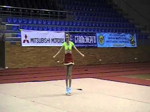 Габуева. Соло. Кубок Украины 2011