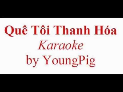 Quê Tôi Thanh Hóa - Smoker - Beat - By YoungPig