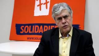 Augusto Carvalho – Presidente do Solidariedade-DF