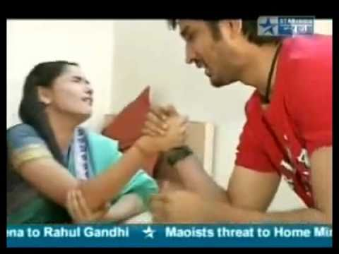 Archana and Manav from Pavitra Rishta have fun together