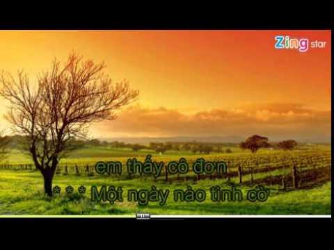 Karaoke - Pha Lê Tím - Cao Thái Sơn