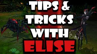 Elise Tips & Tricks With All Spells