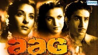 Aag Part 1 Of 13 Raj Kapoor Nargis Hindi Old Movies