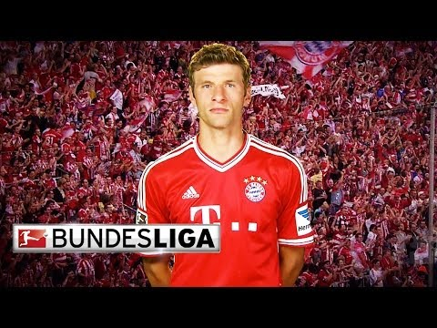 Thomas Müller - Top 5 Goals