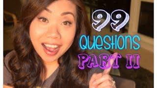 99 questions Part II
