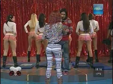 las bailarias de pasion 06 08 11   youtube