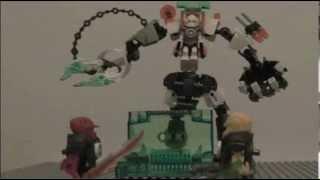 Lego Hero Factory Season 4 Episode 1 Invasion From Below