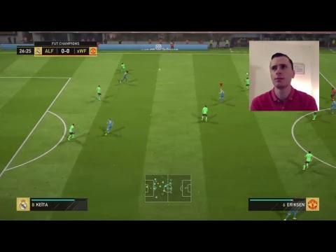 FUT CHAMPIONS WEEKEND LEAGUE #4 p2 (LIVE STREAM) (FIFA 18)