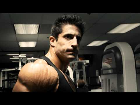 Shoulder Training with Jim Cordova