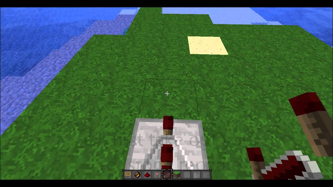 how to make a redstone repeater repeat in minecraft