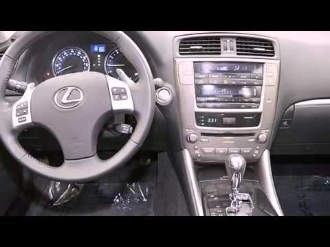Used 2011 Lexus IS 250 Fort Lauderdale FL