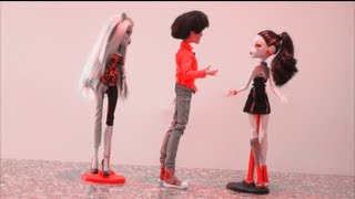 Monster High- You Belong With Me