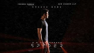 Mahesh babu Spyder First Look