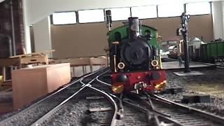 Modellbahn Spur 1 Anlage ARGE Dillenburg in den 1990er Jahren