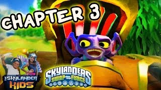 Lets Play Skylanders Swap Force: Part 5 Mudwater Hollow