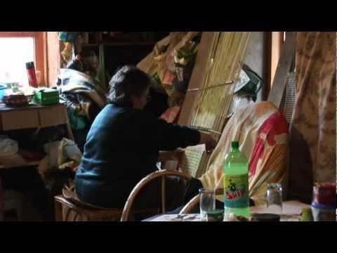 TELARES DE QUINAMÁVIDA - Serie Documental Artesanías del Maule 1era Temporada