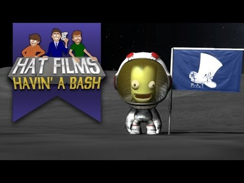 Kerbal Space Program - Havin' A Bash