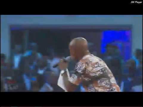 Winners Chapel First Breakthrough Night (2014) Praise