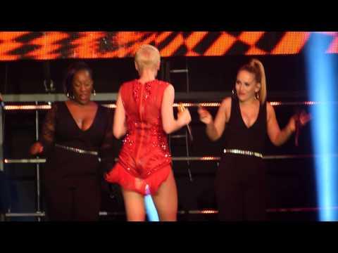 Jessie J - Sexy Lady / Domino live Phones 4 U Arena, Manchester 01-11-13