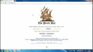 How To Get On Thepiratebay.se After ISP Ban (NO PROXIES
