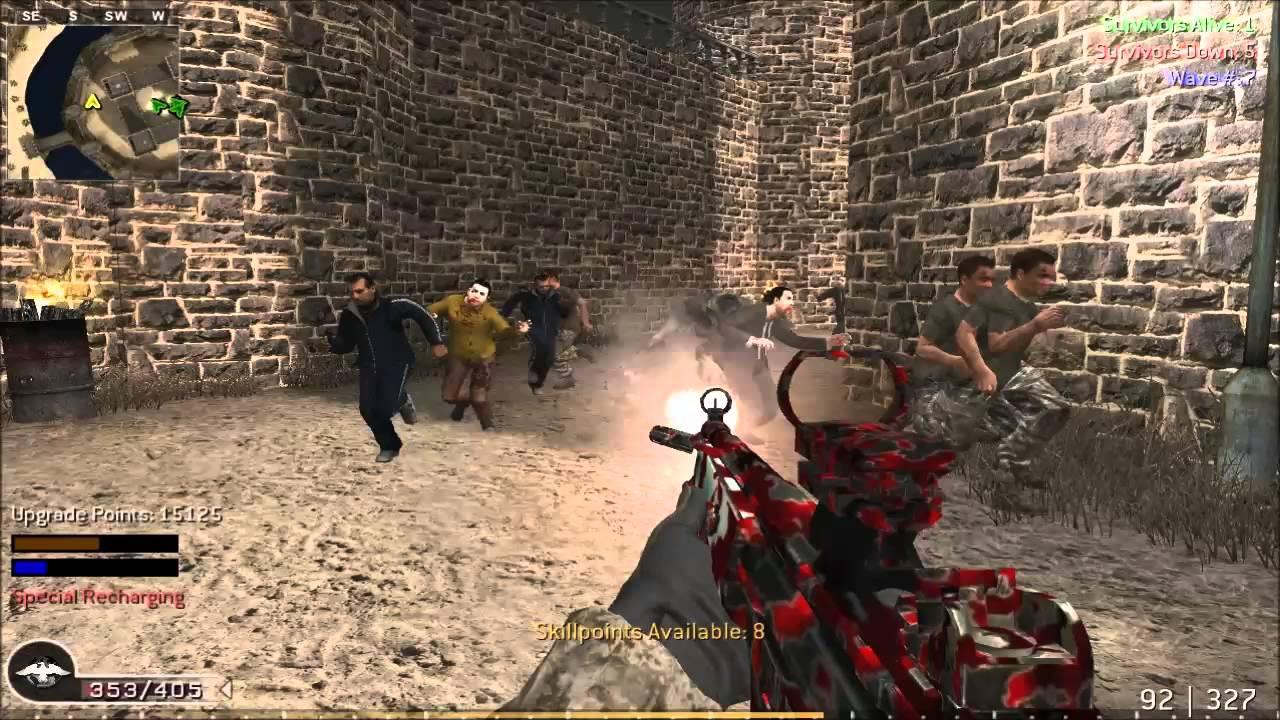 Cod4 mod: dobbys zombie mod (141) *update* i3dnet - community
