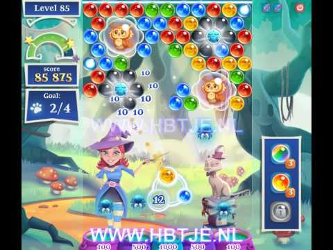 Bubble Witch Saga 2 level 85