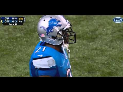 Reggie Bush - Lions Ambition (Football Highlights)