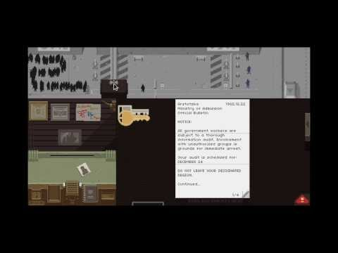 Papers Please - Ending 11