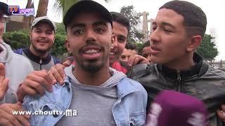 بالفيديو.. رجاوي كيعبر بالانجليزية حيث عزيزة عليه كيم كاردشيان |