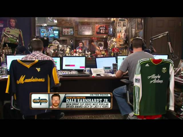 Dale Earnhardt Jr. on the Dan Patrick Show (Full Interview) 2/24/14