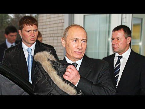 Неверојатното обезбедување на Владимир Путин