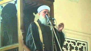 خطبة الجمعة للدكتور العلامة مهدي بن احمد الصميدعي 3/1/2014