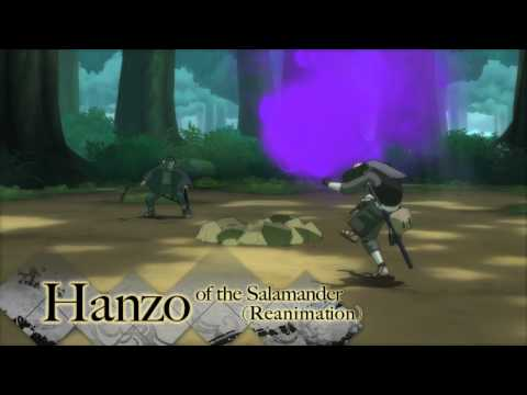 Naruto Ultimate Ninja Storm 3 TGS 2012 Trailer
